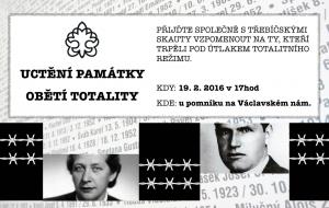 Oběti totality 2016