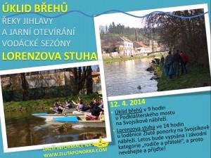 Pozvánka stuha 2014 jaro